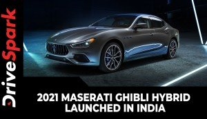 2021 Maserati Ghibli Hybrid Launched In India | Prices, Specs, Updates, Features & Other Details