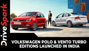 Volkswagen Polo & Vento Turbo Editions Launched In India | Price, Variants, Changes & Other Details