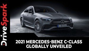 2021 Mercedes-Benz C-Class Globally Unveiled | Design, Interiors, Specs, Features & Other Details