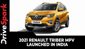 2021 Renault Triber MPV Launched In India | Prices, Specs, Features & Other Updates Explained