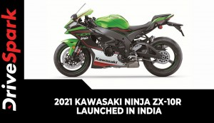 2021 Kawasaki Ninja ZX-10R Launched In India | Price, Specs, Perfromance & Other Details