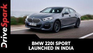 BMW 220i Sport Launched In India | Price, Specs, Variant & Other Details