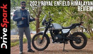 2021 Royal Enfield Himalayan Review | First Ride | DriveSpark