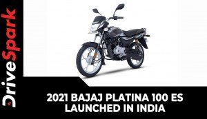 2021 Bajaj Platina 100 ES Launched In India | Prices, Specs, Features & Other Details