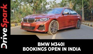 BMW M340i Bookings Open In India | Launch Date, Expected Price, Specs, Features & Other Details