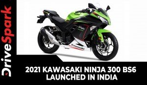 2021 Kawasaki Ninja 300 BS6 Launched In India | Prices, Specs, Features & Other Details