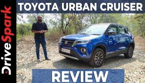 Toyota Urban Cruiser Review | Road Test | DriveSpark