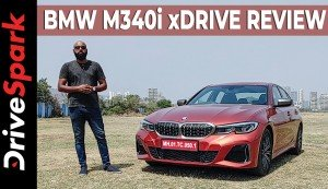 BMW M340i First Look & Walkaround | Design, Interiors, Specs, Features & Other Details