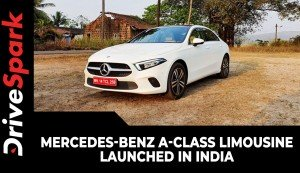 Mercedes-Benz A-Class Limousine Launched In India | Price, Variants, Features & Other Details
