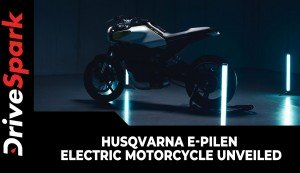 Husqvarna E-Pilen Electric Motorcycle Unveiled | Range, Charging, Performance & Other Details