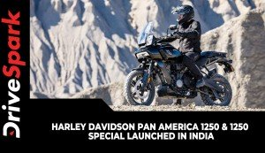Harley Davidson Pan America 1250 & 1250 Special Launched In India | Price, Specs & Other Details