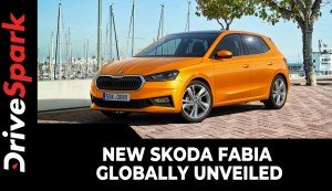 New Skoda Fabia Globally Unveiled | Design, Specs, Features, Engine Options & Other Details