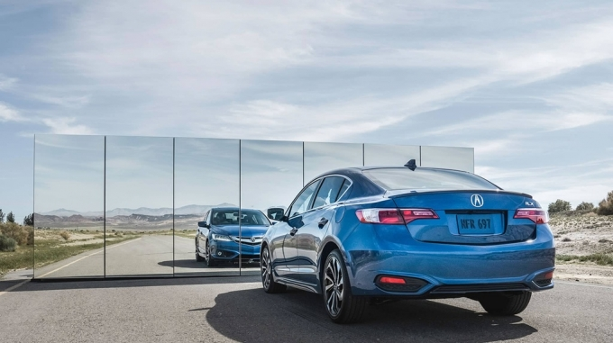 2017 Acura ILX Photos
