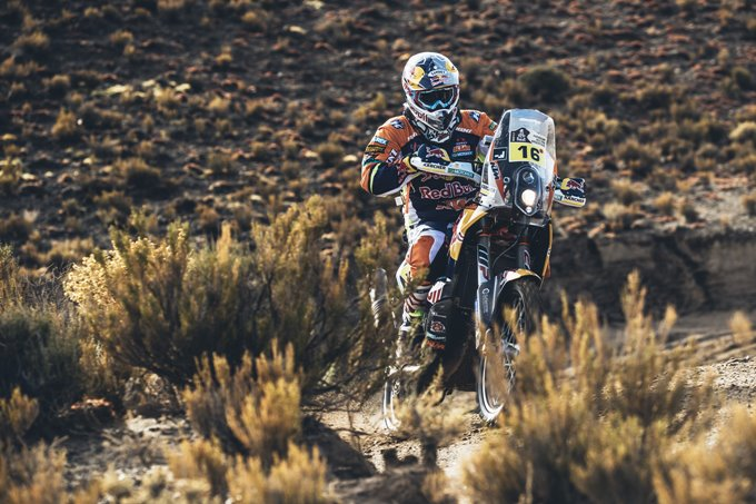 2017 Dakar Rally Photos