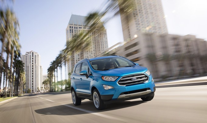 2017 Ford Ecosport Images Interior Exterior Photos Of 2017 Ford
