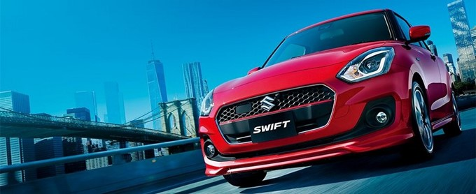 2017 Maruti Swift Photos