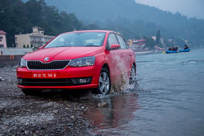 2017 Skoda Rapid Photos
