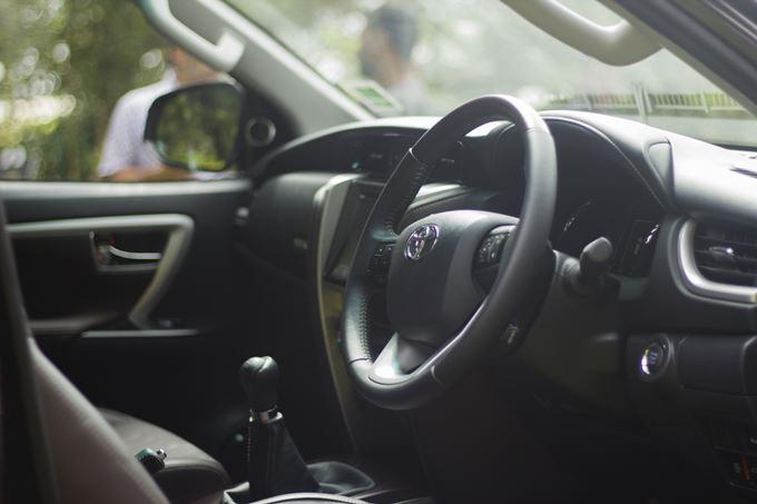 2017 Toyota Fortuner Images Interior Exterior Photos Of 2017