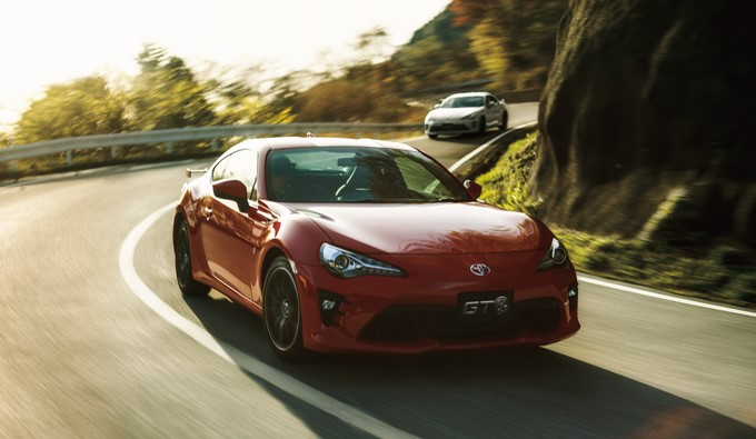 2017 Toyota GT86 Photos