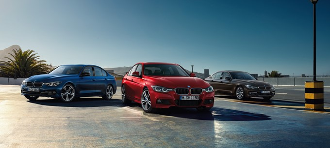 BMW 3 Series Photos