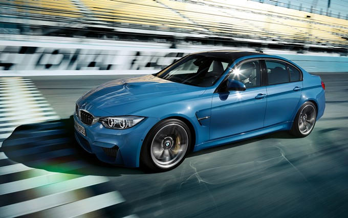 BMW M3 Photos