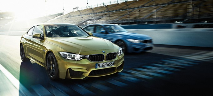 BMW M4 Photos