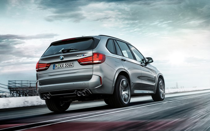 BMW X5 M Photos