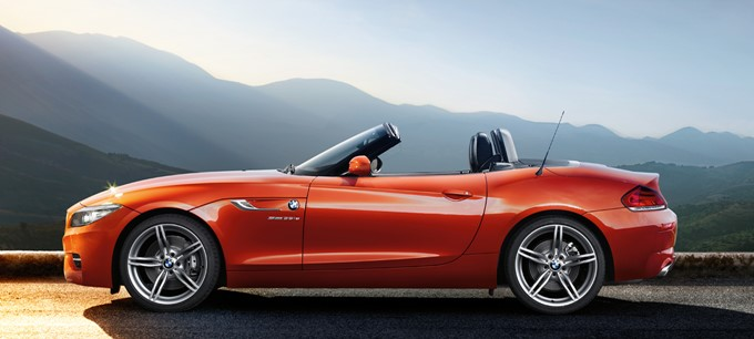 BMW Z4 Photos