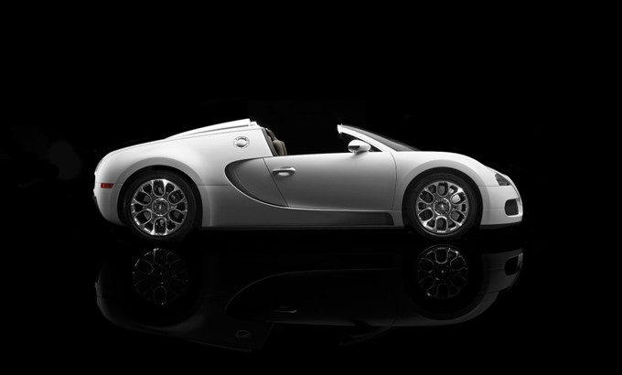 Bugatti Veyron 16.4 Grand Sport Photos