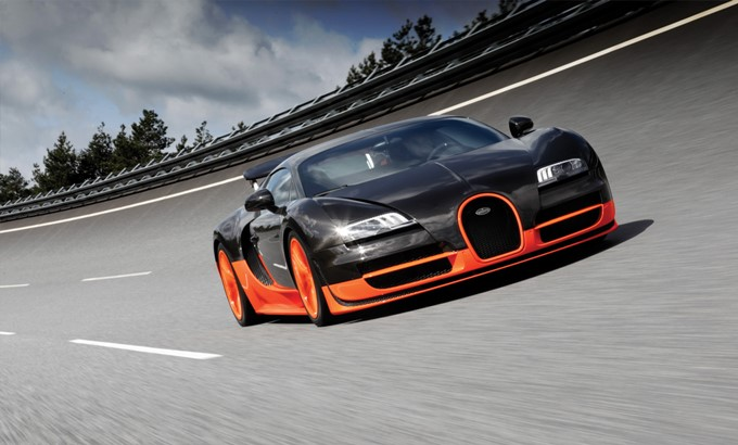 Bugatti Veyron 16.4 Super Sport Photos