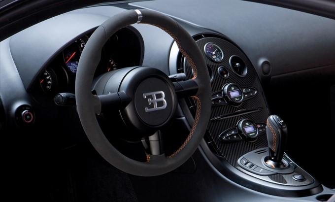Bugatti Veyron 16.4 Super Sport Images: Interior & Exterior Photos ...