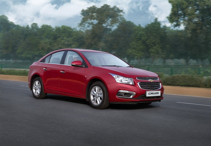 Chevrolet Cruze Photos
