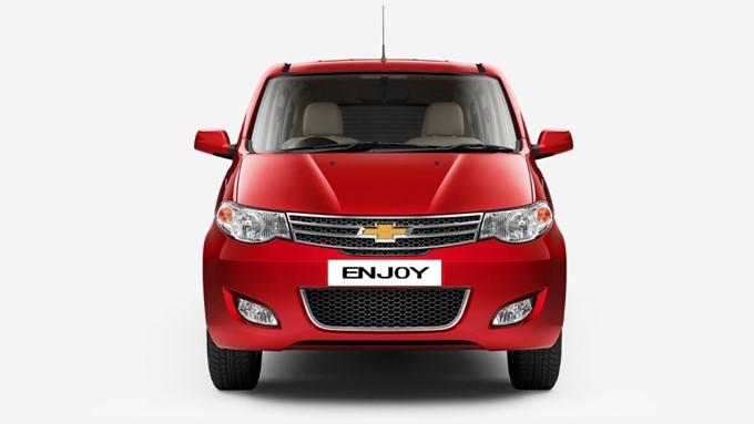 Chevrolet Enjoy Photos