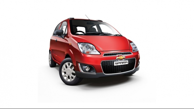 Chevrolet Spark Photos
