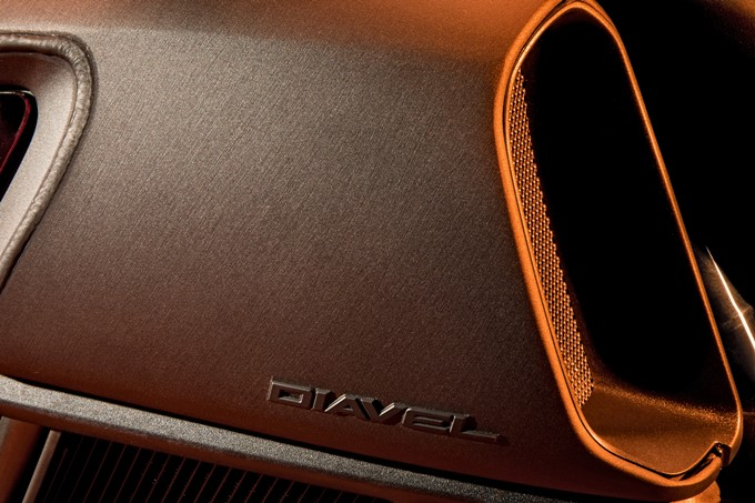 Ducati Diavel Diesel Photos