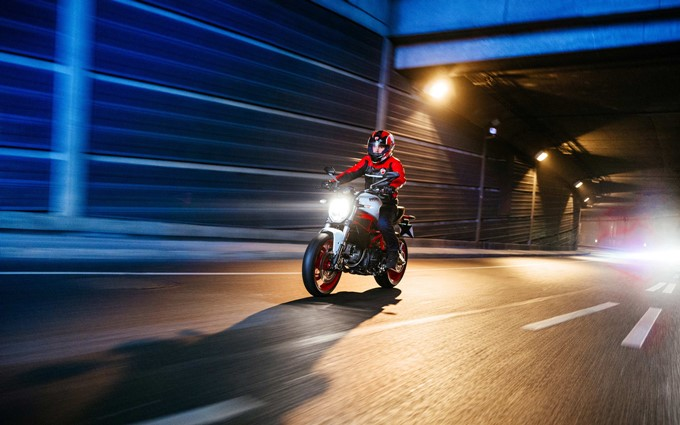 Ducati Monster 797 Photos