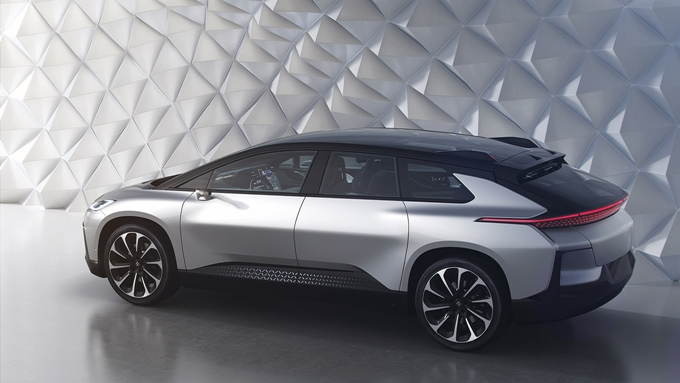 Faraday Future FF91 Photos