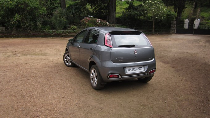 Fiat Punto Evo Photos