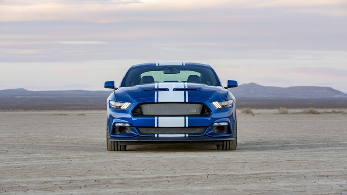 Ford Mustang Shelby Super Snake Photos