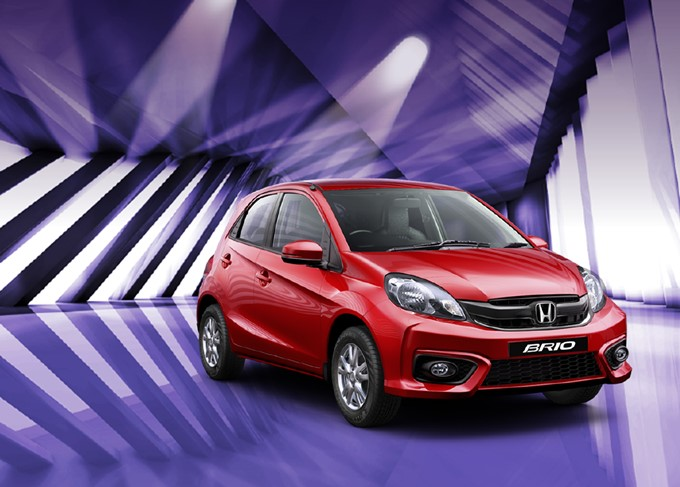 Honda Brio Photos