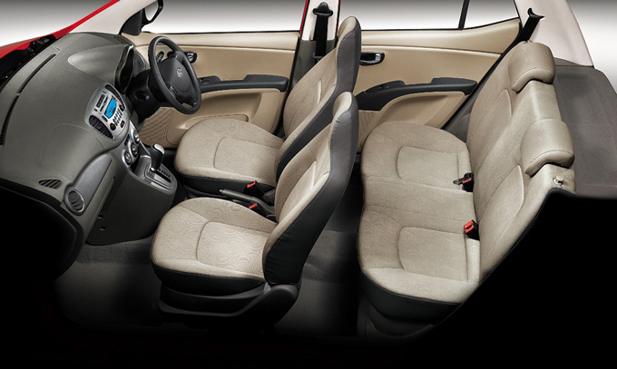 Hyundai i10 Images: Interior & Exterior Photos of Hyundai i10 ...