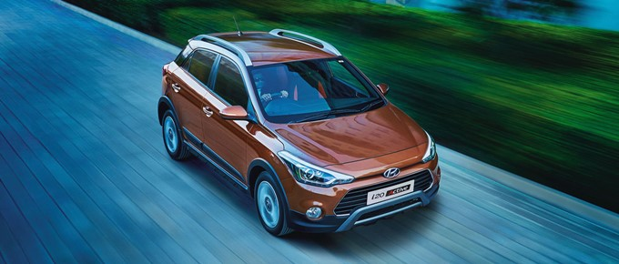 Hyundai i20 Active Photos