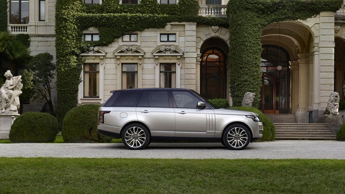 Land Rover Range Rover Photos