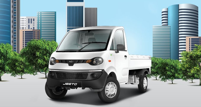 Mahindra Jeeto Photos