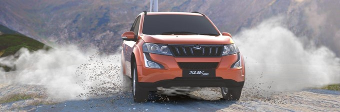 Mahindra XUV 500 Photos