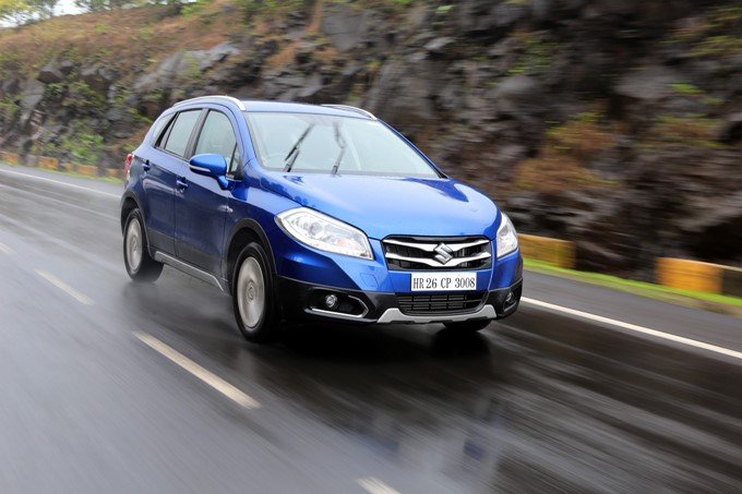 Maruti S-Cross Photos