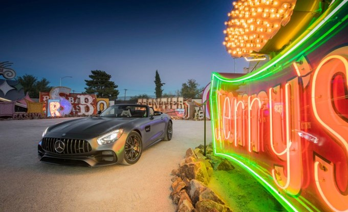 Mercedes-AMG GT C Roadster Photos