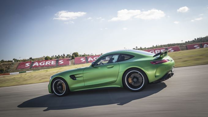 Mercedes-AMG GT R Photos