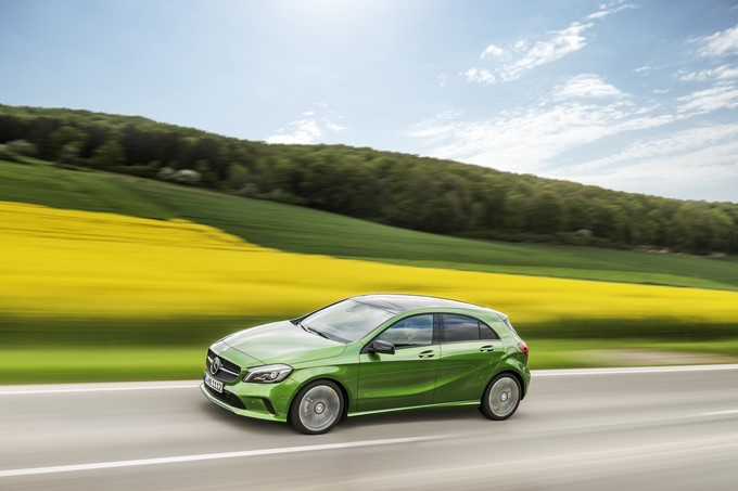 Mercedes-Benz A-Class Photos