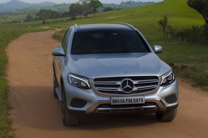 Mercedes-Benz GLC Photos
